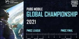 PUBG Mobile Global Championship 2021 (PMGC 2021) start date and number of teams revealed by Tencent