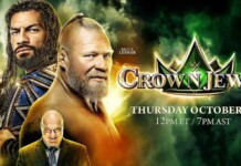WWE Crown Jewel 2021: Full Match Card, Where to watch, Start Time, and more