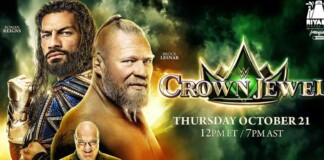 WWE Crown Jewel 2021 Spoilers, Preview, and Predictions