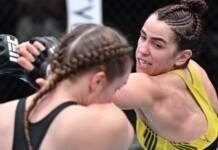 Norma Dumont UFC Vegas 40
