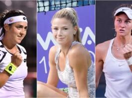 Ons Jabeur, Camila Giorgi, Liudmila Samsonova - top 3 seeds of the Courmayeur Ladies Open 2021