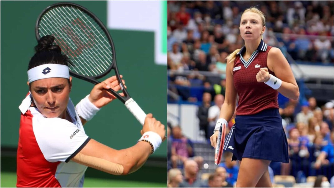 Ons Jabeur vs Anett Kontaveit will clash at the Indian Wells 2021