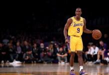 Rajon Rondo - LA Lakers