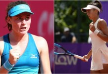 Tamara Zidansek vs Jaqueline Cristian will clash at the Tenerife Ladies Open 2021