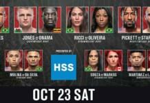 UFC Vegas 41 preliminary results
