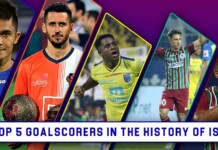 ISL: Top 10 Goalscorers in the history of the League