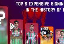 ISL: 5 Most Expensive signings in the history of the league