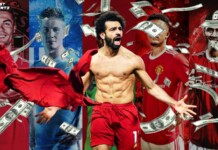 Top 5 Players who earn more than Mohamed Salah