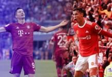 Old tweet comparing Cristiano Ronaldo and Robert Lewandowski gone viral