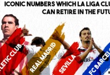 Iconic numbers which La Liga clubs can retire in the future