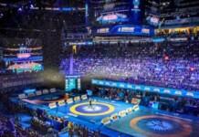 World Wrestling Championships 2021