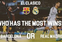 El Clasico: Who has the most wins? FC Barcelona or Real Madrid
