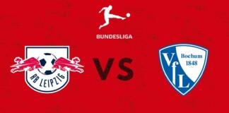 Bundesliga RB Leipzig vs VfL Bochum