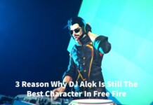 3 Reason Why DJ Alok Is Still The Best Character In Free Fire