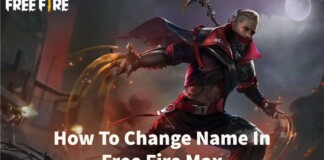How TO Change Name In Free Fire Max