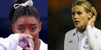 Kelly Smith lauds Simone Biles for opening up about Mental Health struggles