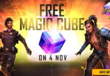 Get Free Magic Cube In Free Fire