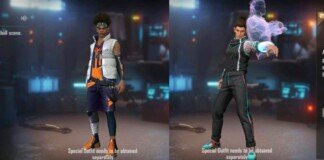New Characters In Free Fire