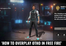 Overplay Otho In Free Fire