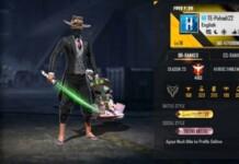 Pahadi Gamer Free Fire ID