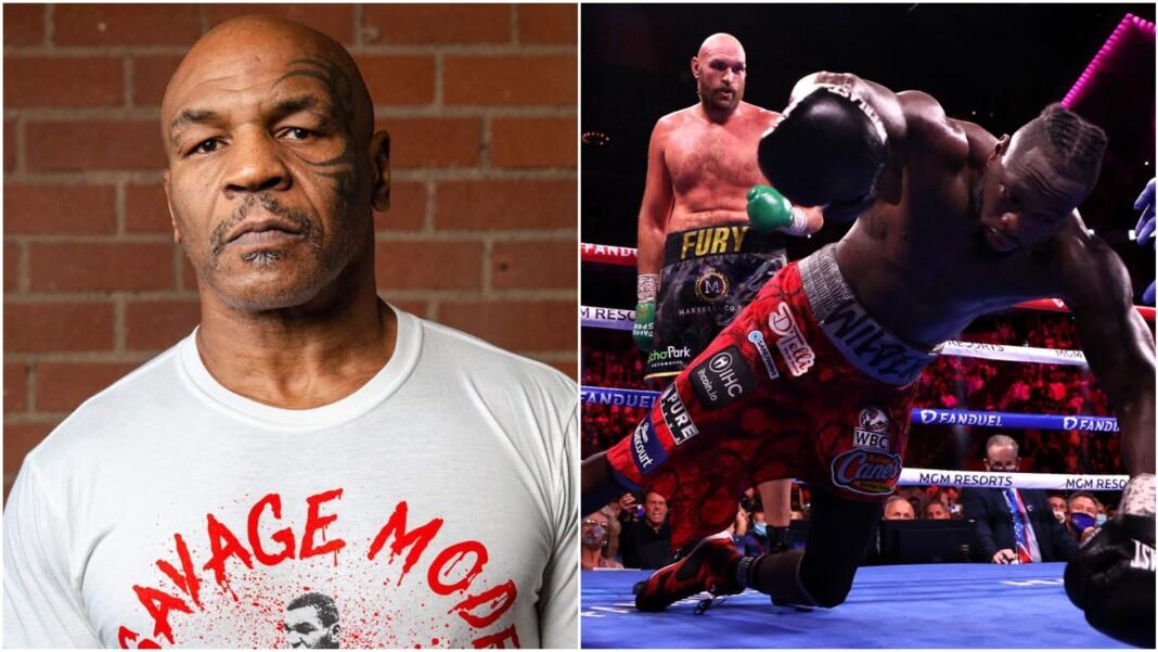 Mike Tyson on Tyson Fury vs Deontay Wilder 3
