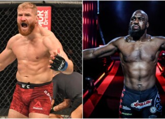 Jan Blachowicz and Corey Anderson