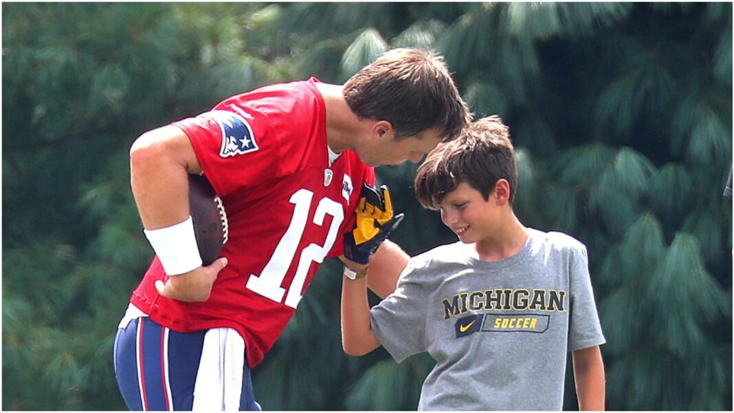 Tom Brady son