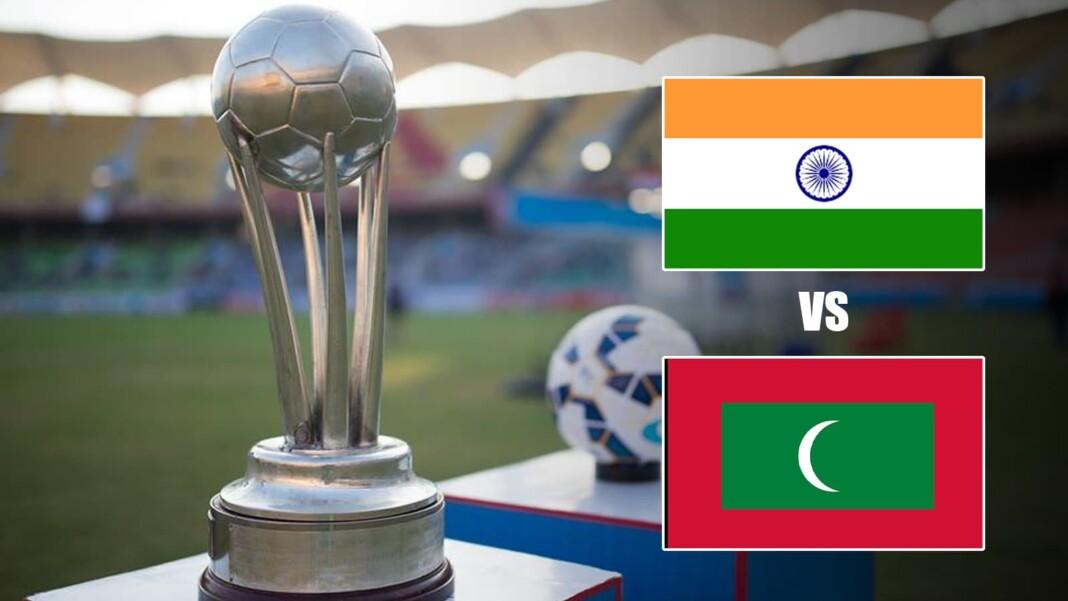 India vs Maldives