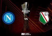 UEFA Europa League: Napoli vs Legia Warsaw Live Stream