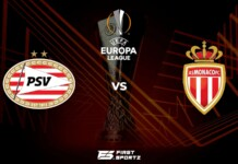 UEFA Europa League: PSV Eindhoven vs Monaco Live Stream